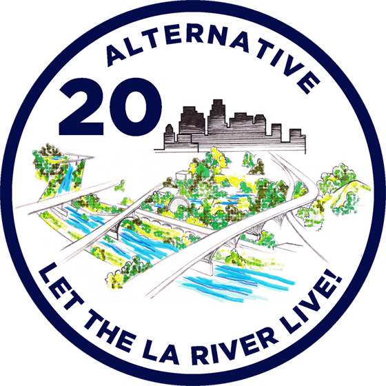 Alternative 20 Button