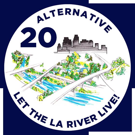 Alternative 20 Button