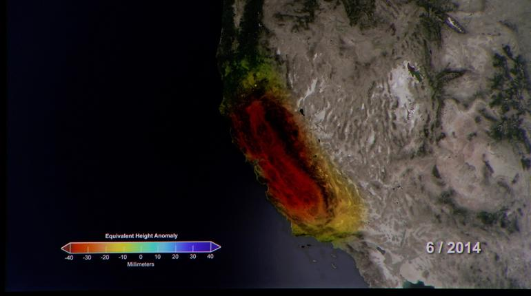 Groundwater Levels in California