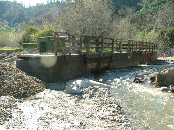 Arroyo Seco Canyon Project