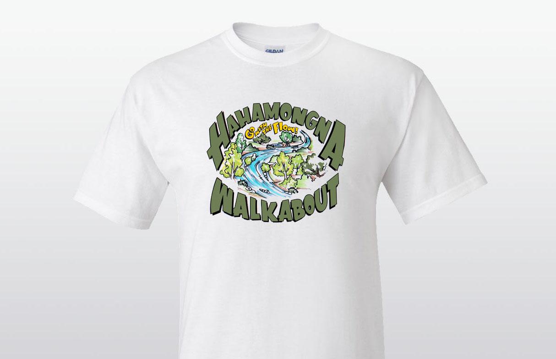 2014 Hahamongna Walkabout T-Shirt