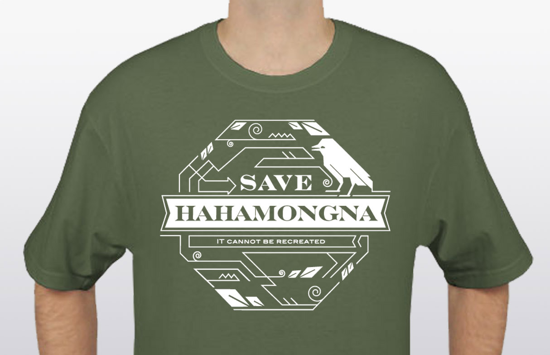 Save Hahamongna T-Shirt