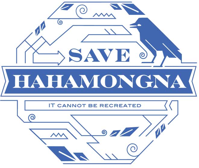 Save Hahamongna